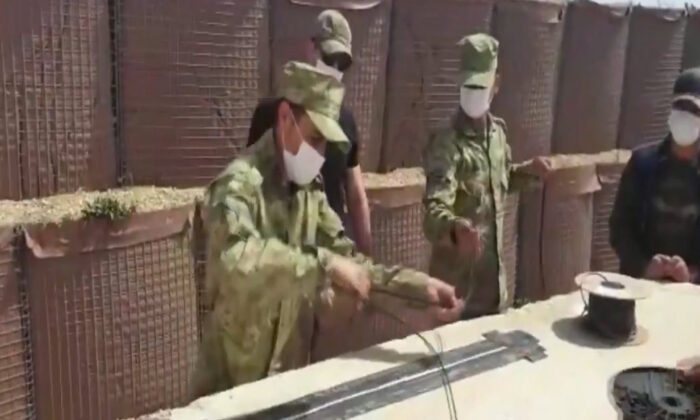 Mehmetçik'ten Libya ordusuna özel eğitim