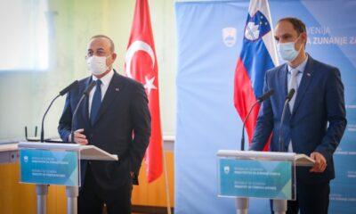 Logar: Türkiye'ye vize serbestliği konusunda desteğimizi sunacağız