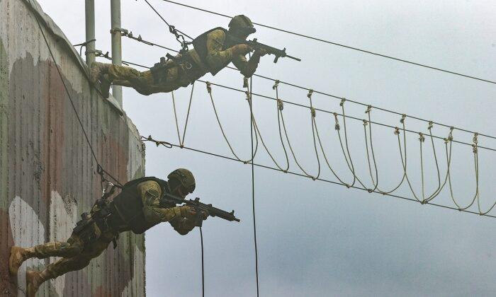 """TSK'nin """"Timsah"""" gücü zorlu görevlere hazır"""