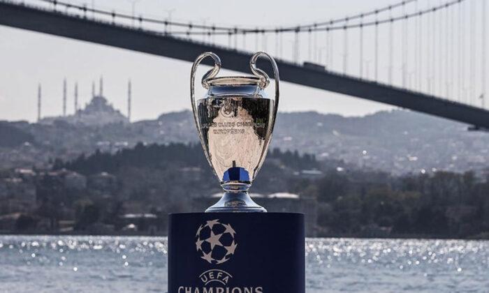 UEFA'dan İstanbul'daki Şampiyonlar Ligi finaline ilişkin açıklama