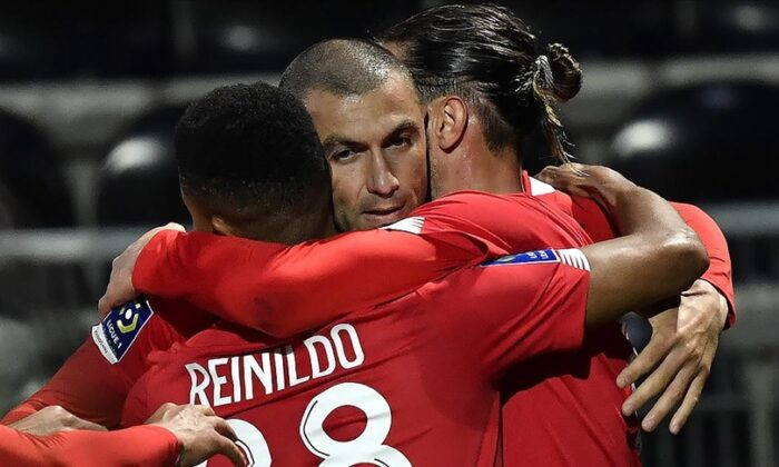 Burak Yılmaz Lille'yi şampiyonluğa taşıdı
