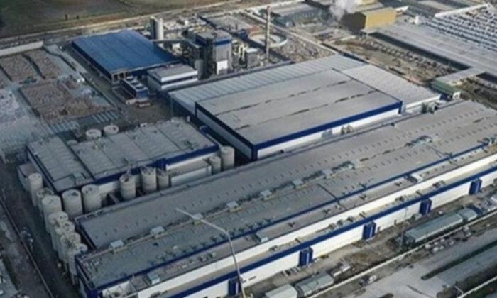 Dünya devi Türkiye'de üretime resmen başladı