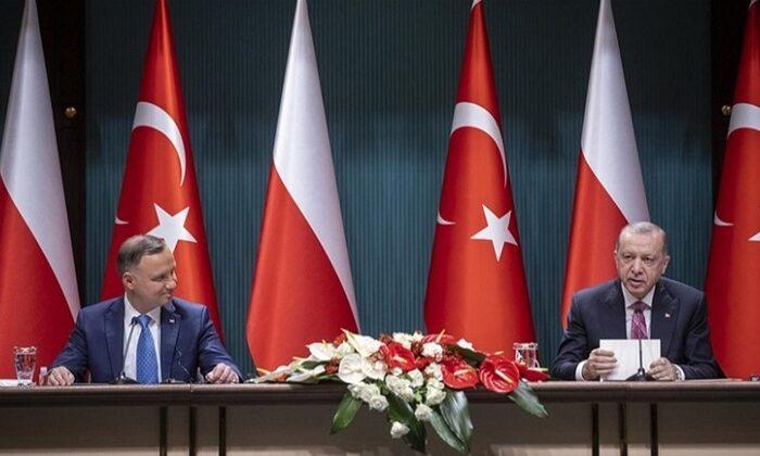 Polonya Cumhurbaşkanı Duda: Türkiye dünyanın bu bölgesinde en sağlam müttefikimiz