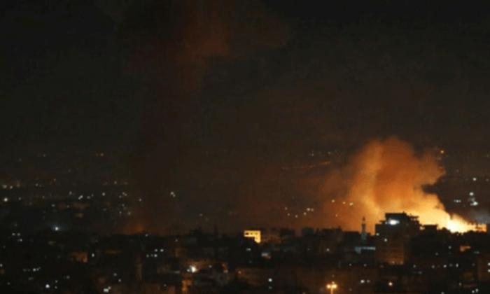 İsrail katliamda durmak bilmiyor! Bakanlık binasını vurdular