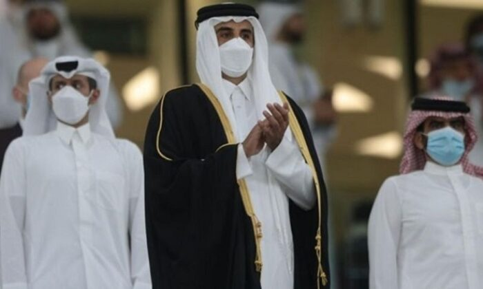 Katar emirinden açıklama: Buna hazırız