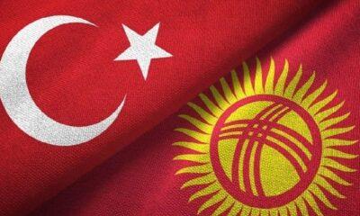 Cumhurbaşkanı Erdoğan, Kırgızistan Cumhurbaşkanı Caparov ile görüştü