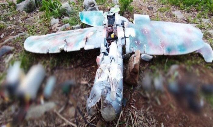 MSB duyurdu! Maket uçaklı saldırı girişimi önlendi