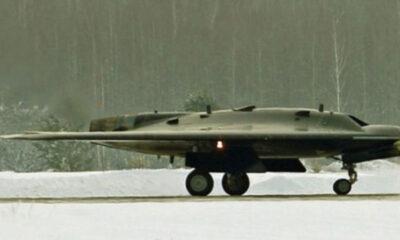 Rus S-70 'Okhotnik' F-35'leri hedef alacak