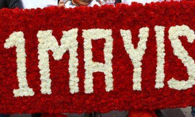 '1 Mayıs' İşçi Bayramı