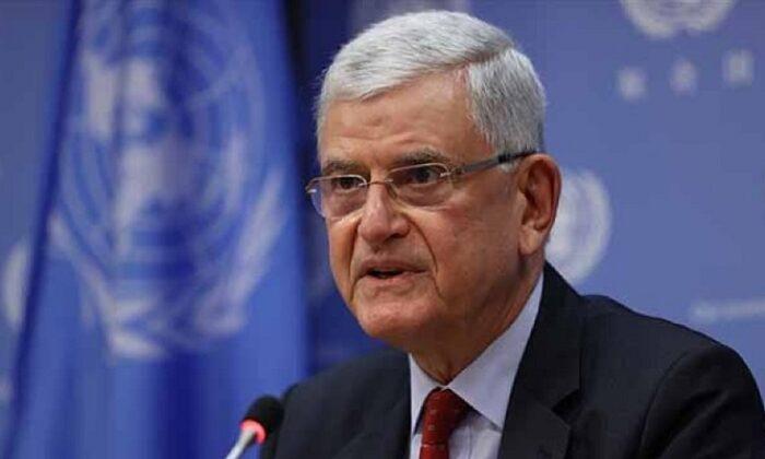 Volkan Bozkır: Üye ülkelerden talep gelirse BM Genel Kurulu'nu toplayacağım