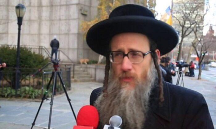 Yahudi Haham Dovid Feldman, İsrail'in amacını açıkladı