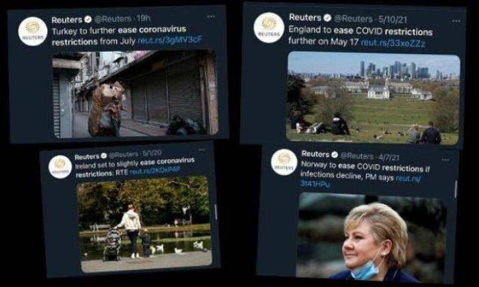 Dünyaca ünlü ajanstan Türkiye ile ilgili tepki çeken algı operasyonu!
