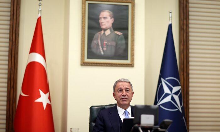Milli Savunma Bakanı Akar: ABD'den teknik heyet geldi