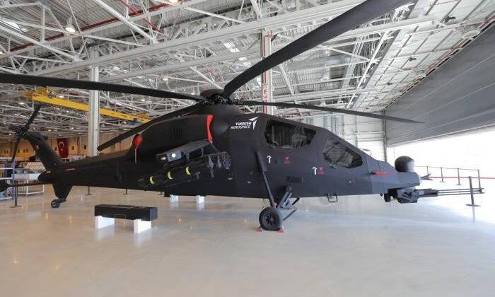 TUSAŞ helikopter motoru için anlaşma imzaladı