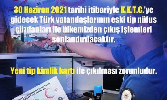 Türkiye'den KKTC'ye gidecekler dikkat! 30 Haziran'da sona eriyor
