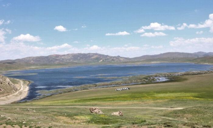 2700 yıllık göl turizme açıldı!