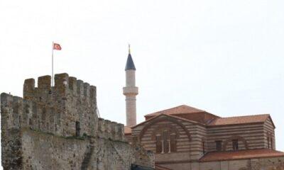 Fatih'in yadigarı, Enez Fatih Cami 56 yıl sonra ibadete açılıyor