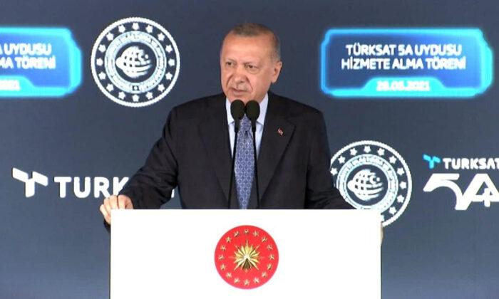 Türkiye kendi uydusunu üreten 10 ülke arasına girecek