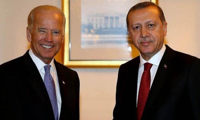 ABD'den Erdoğan-Biden görüşmesi açıklaması
