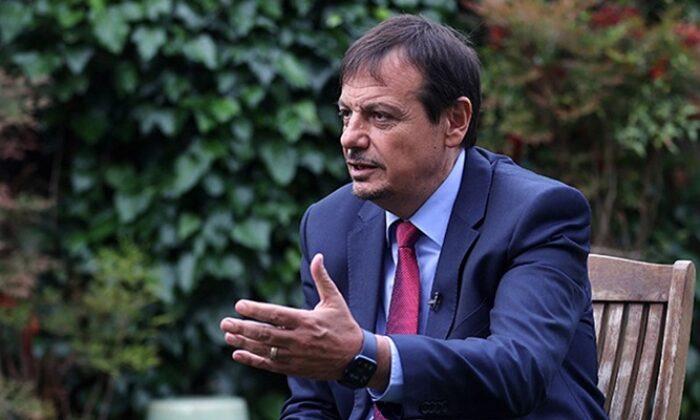 Ergin Ataman uluslararası basına Türkçe konuştu! Nedenini açıkladı…