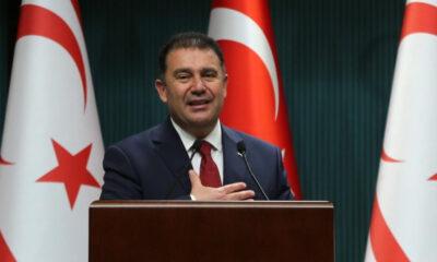 KKTC Başbakanı Saner: Kıbrıs Türklerinin haklı davasını dünyaya anlatacağız