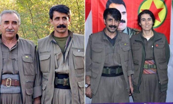 Terör örgütü PKK'ya büyük darbe! Sözde askeri konsey üyesi öldürüldü