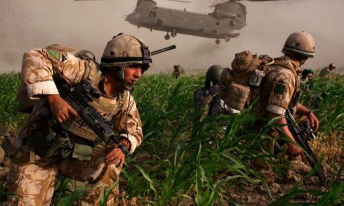 İngiltere'nin Afganistan planı! Gizli askeri belgeler bulundu