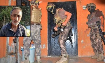 Kırmızı bültenle aranan terör örgütü TKP/ML'li terörist tutuklandı