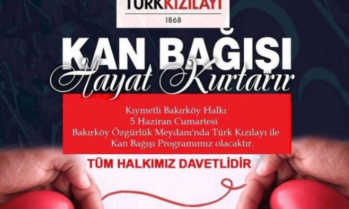 MHP Bakırköy'den kan bağışı kampanyası