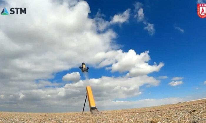 Demir: Alpagu'nun mühimmatlı test atışı başarıyla gerçekleşti