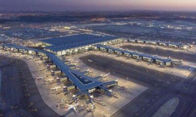 İstanbul Havalimanı Avrupa'nın en yoğun havalimanı oldu