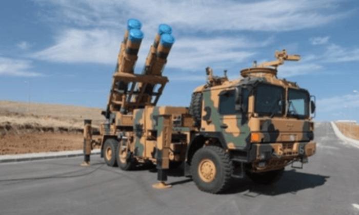 Türkiye'den Asya ülkesine TRG-300 KAPLAN Füzesi teslimatı