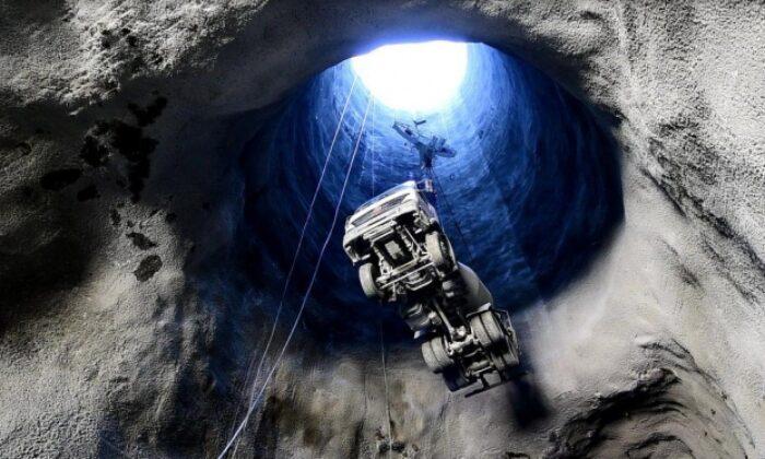 Türkiye'nin en yüksek barajında sona yaklaşıldı