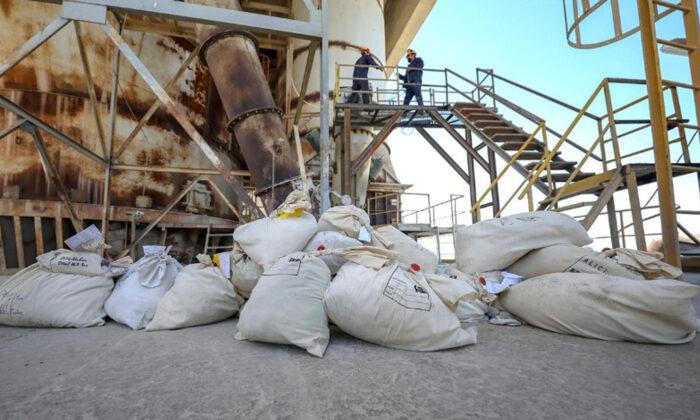 4,5 ton uyuşturucu fabrika kazanında imha edildi