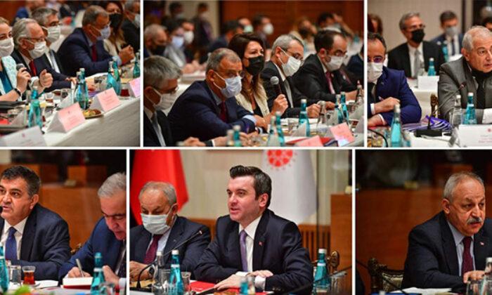Kamu Diplomasi Koordinasyon Kurulu ikinci toplantısı yapıldı