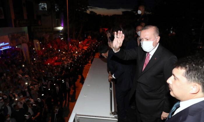 Cumhurbaşkanı Erdoğan: Hedefimiz 2023'e yönelik hazırlıklarımızı en güzel şekilde sürdürmek