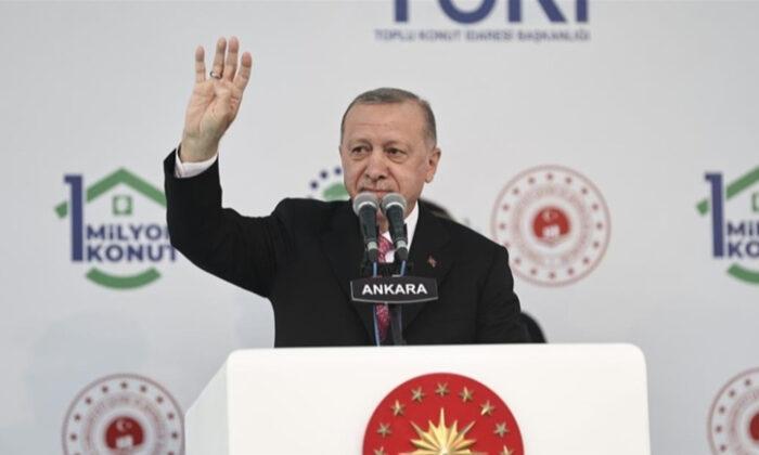 TOKİ'den 1 milyonuncu konut teslimi!