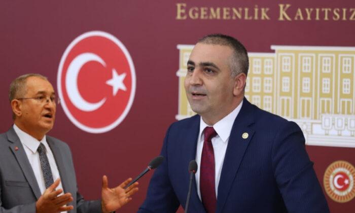 MHP'li Kaşıkçı'dan CHP'li Sertel'in Türkgün iddialarına cevap