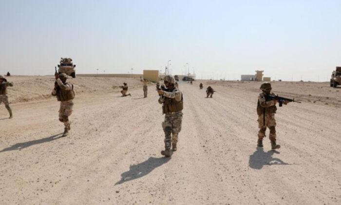 Özel Kuvvetler Komutanlığınca Gine Ordusu personeline eğitim verildi