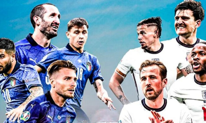 Finalin adı: İtalya – İngiltere