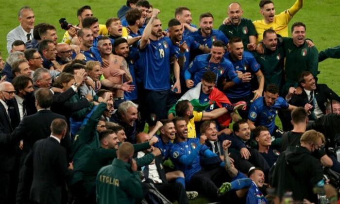 EURO 2020'nin şampiyonu belli oldu