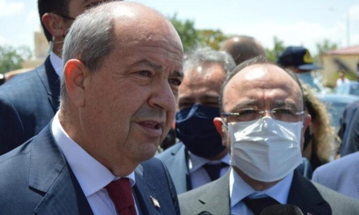 KKTC Cumhurbaşkanı Tatar: 'Yardıma hazırız' dedik ama Anastasiadis'tan cevap alamadım