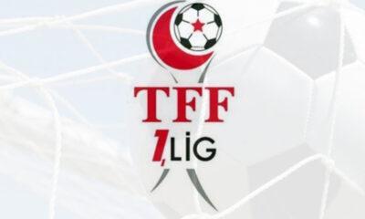 TFF 1. Lig'de 2021-22 sezonunun fikstürü çekildi