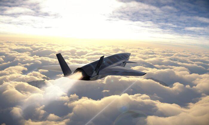 Baykar, Muharip İnsansız Uçak Sistemi projesinin ilk görsellerini paylaştı