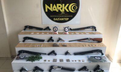 Türkiye'nin en büyük narkotik 'vatan' operasyonu