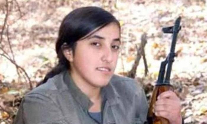 Öldürülen kadın teröristin kimliği şaşırtmadı!
