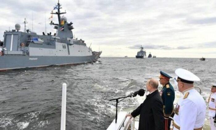 Putin'den gözdağı: Bu kapasiteye sahibiz