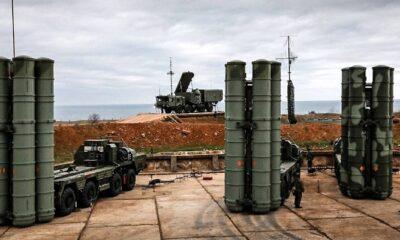 Yeni parti S-400'lerin Türkiye'ye tesliminde sona gelindi