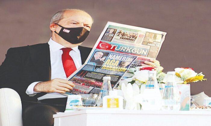 KKTC Cumhurbaşkanı Ersin Tatar Türkgün'e konuştu: Artık geri dönüş yok