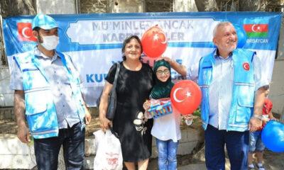 Bakü'de yaşayan Karabağlılar ata topraklarına dönmek için gün sayıyor